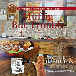 Muffin but Trouble audiobook cover art