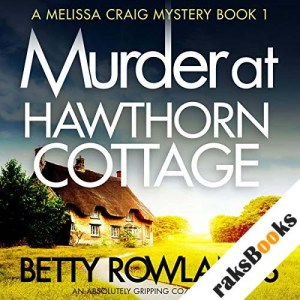 Murder at Hawthorn Cottage audiobook cover art