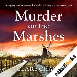 Murder on the Marshes audiobook cover art