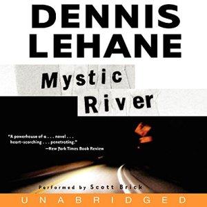 Mystic River audiobook cover art