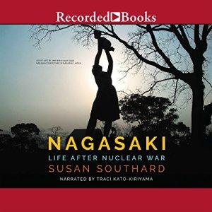 Nagasaki audiobook cover art