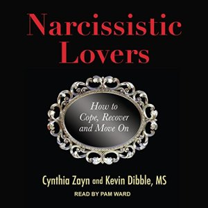 Narcissistic Lovers audiobook cover art