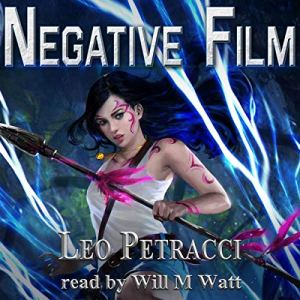 Negative Film audiobook cover art