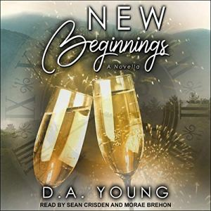 New Beginnings audiobook cover art