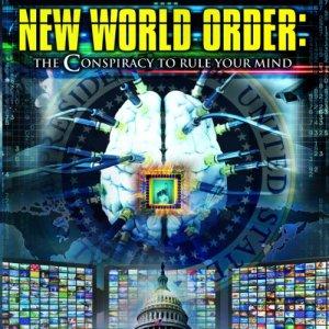 New World Order audiobook cover art
