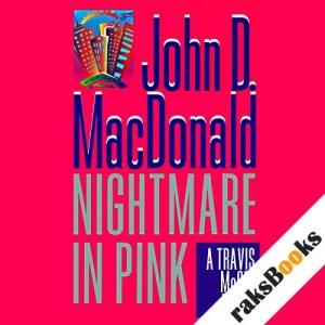 Nightmare in Pink audiobook cover art