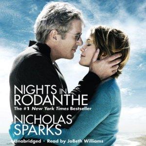 Nights in Rodanthe audiobook cover art