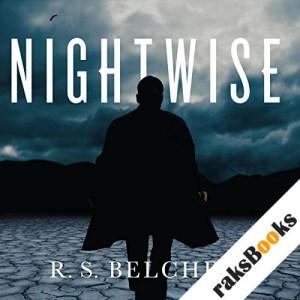 Nightwise audiobook cover art
