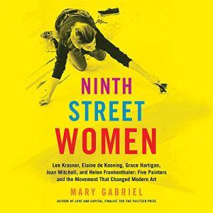 Ninth Street Women audiobook cover art
