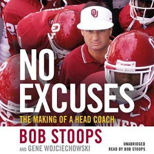 No Excuses audiobook cover art
