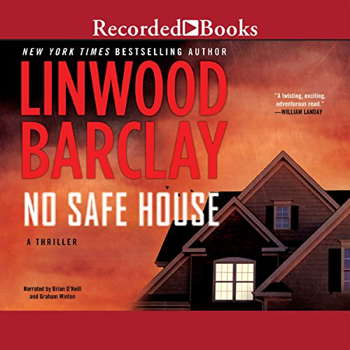 No Safe House audiobook cover art