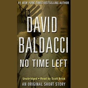 No Time Left audiobook cover art