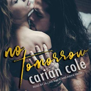 No Tomorrow audiobook cover art