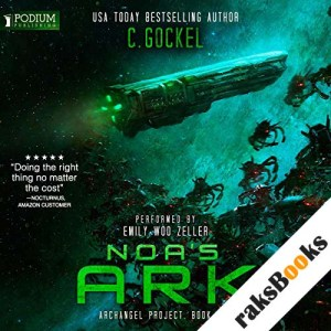 Noa's Ark audiobook cover art