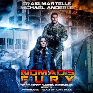 Nomad's Fury: A Kurtherian Gambit Series audiobook cover art