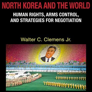 North Korea and the World audiobook cover art