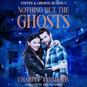 Nothing but the Ghosts audiobook cover art