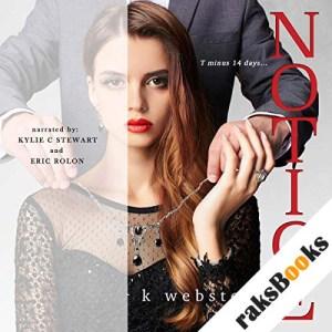 Notice audiobook cover art