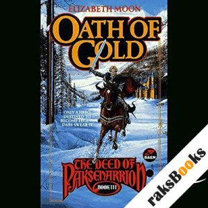 Oath of Gold audiobook cover art