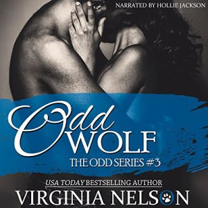 Odd Wolf audiobook cover art