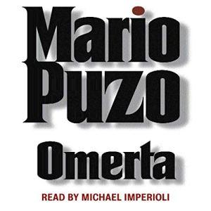 Omerta audiobook cover art