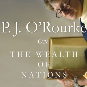 On the Wealth of Nations audiobook cover art