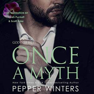 Once a Myth audiobook cover art