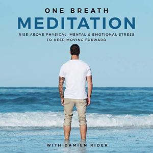 One Breath Meditation audiobook cover art