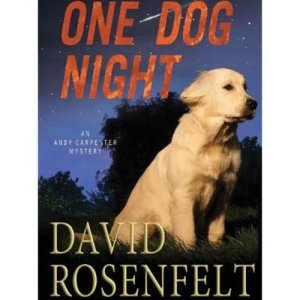 One Dog Night audiobook cover art