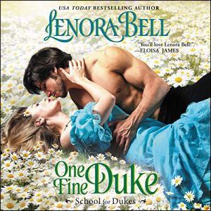 One Fine Duke audiobook cover art