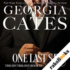 One Last Sin audiobook cover art