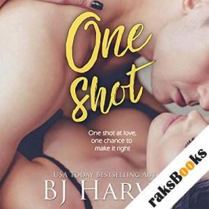 One Shot audiobook cover art