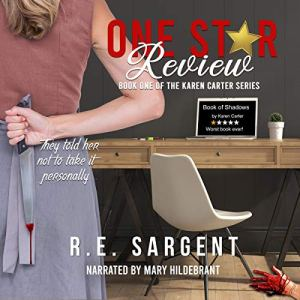 One-Star Review audiobook cover art