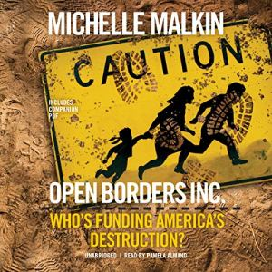 Open Borders, Inc. audiobook cover art