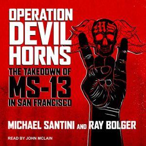 Operation Devil Horns audiobook cover art