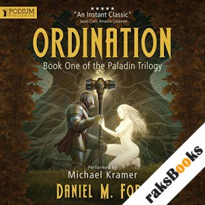 Ordination audiobook cover art