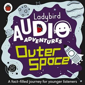 Outer Space audiobook cover art