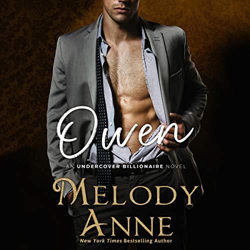 Owen audiobook cover art