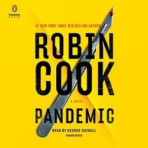 Pandemic audiobook cover art