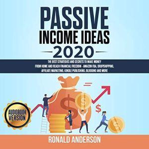 Passive Income Ideas 2020 audiobook cover art