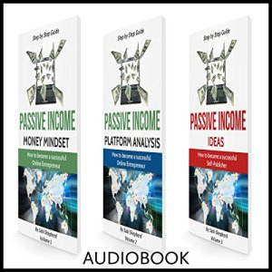 Passive Income Ideas, 3 Manuscripts audiobook cover art