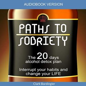 Paths to Sobriety audiobook cover art