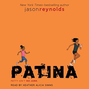 Patina audiobook cover art