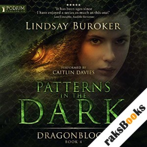 Patterns in the Dark audiobook cover art