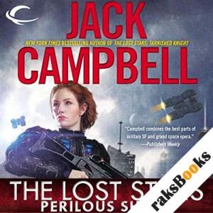 Perilous Shield audiobook cover art