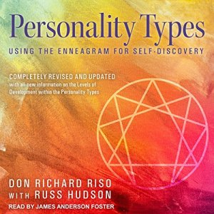 Personality Types audiobook cover art