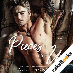 Pieces of Us audiobook cover art