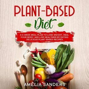 Plant-Based Diet audiobook cover art