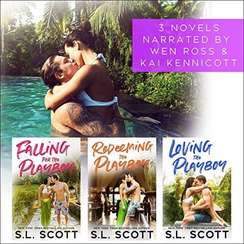 Playboy in Paradise: The Complete Set audiobook cover art