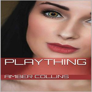 Plaything audiobook cover art